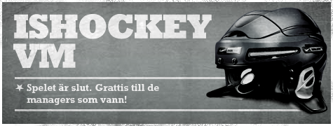 Dream Team Ishockey VM 2013
