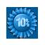 Topp 10%